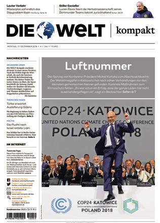 DIE WELT Kompakt Hamburg