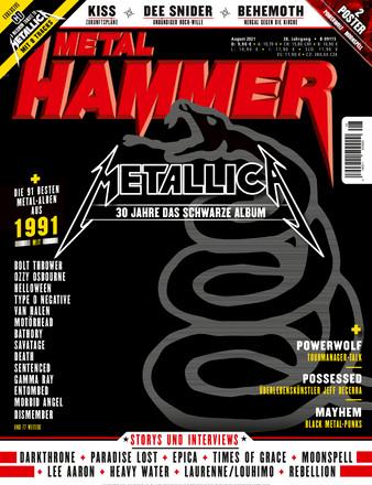METAL HAMMER - ePaper;