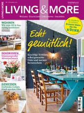Zeitschrift Living And More living more magazine read as e paper at ikiosk