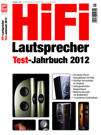 Lautsprecher Test Jahrbuch - ePaper;
