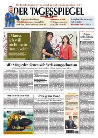 Der Tagesspiegel - ePaper;