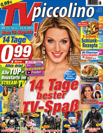 TV piccolino - ePaper;