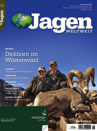 JAGEN WELTWEIT - ePaper;