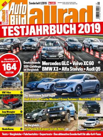 AUTO BILD Testjahrbuch - ePaper;