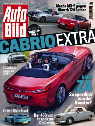 AUTO BILD CABRIOS Extra - ePaper;