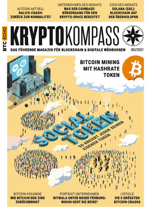 Kryptokompass - ePaper;