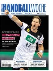 handballwoche sonderheft 2019/20