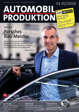 Automobilproduktion - ePaper;