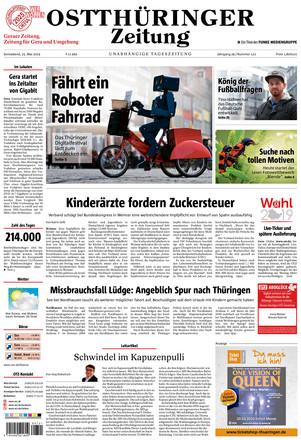 Ostthüringer Zeitung - ePaper;