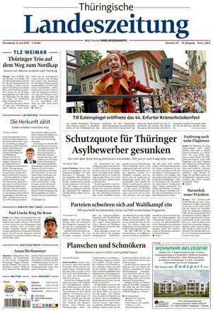 Thüringische Landeszeitung - ePaper;