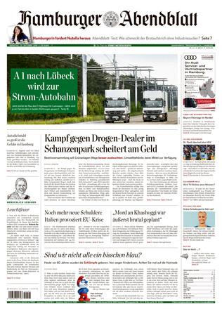 HAMBURGER ABENDBLATT - ePaper;
