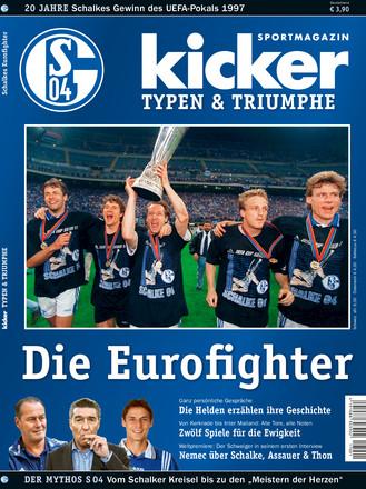 kicker Typen & Triumphe Sonderheft - ePaper;