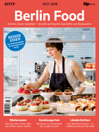 ZITTY Berlin Food - ePaper;