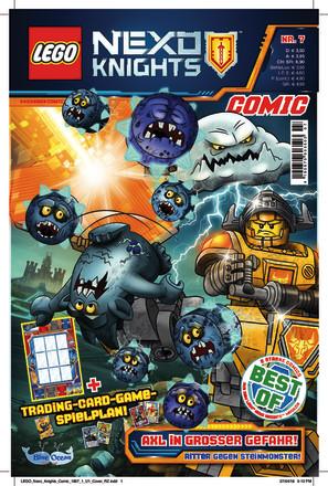 LEGO Nexo Knights Comic - ePaper;