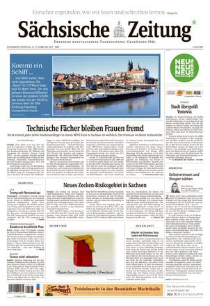 Saechsische Zeitung Dresden - ePaper;
