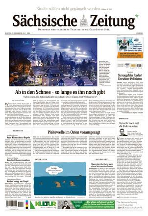 Saechsische Zeitung Dresden