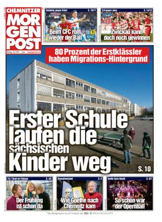 Chemnitzer Morgenpost - ePaper;