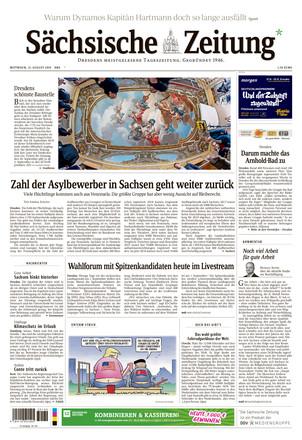Sächsische Zeitung Dresden - ePaper;