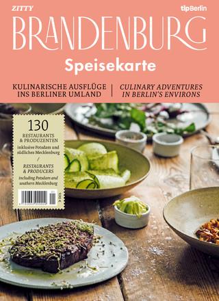 Speisekarte Brandenburg – Eine Edition vom tipBerlin - ePaper;