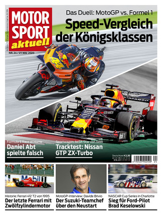 MOTORSPORT AKTUELL - ePaper;
