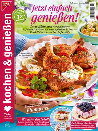 kochen & genießen - ePaper;