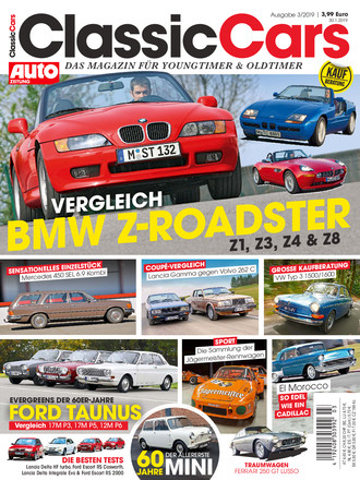 Auto Zeitung Classic Cars - ePaper;
