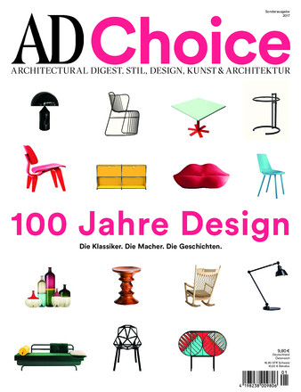Architectural Digest Choice Magazin (D)
