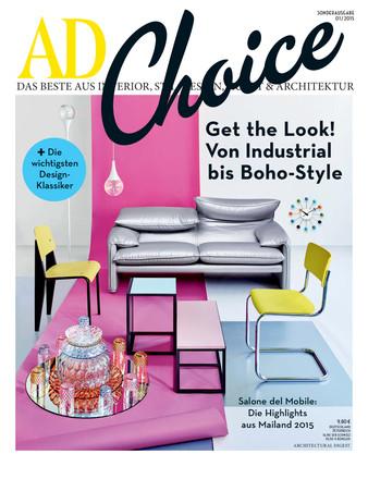 Architectural Digest Choice Magazin (D) - ePaper;