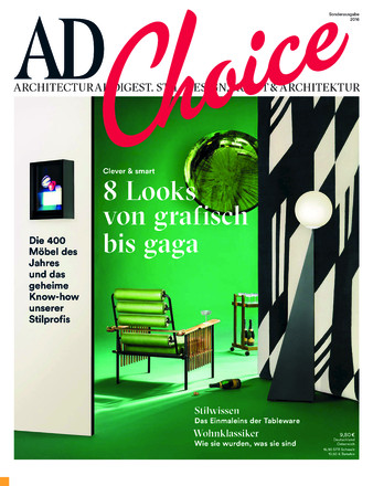 Architectural Digest Choice Magazin (D) - ePaper;