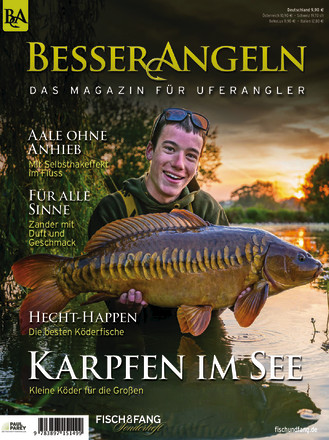 Besser Angeln - Das Magazin für Uferangler