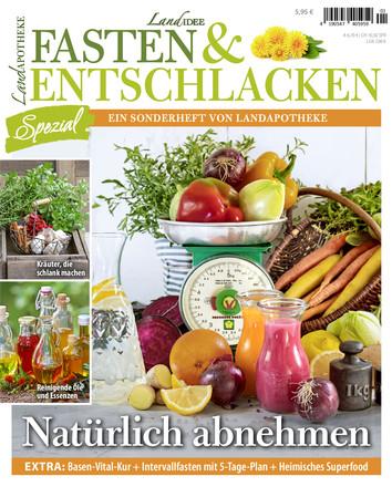 """LandApotheke """"Fasten und Entschlacken"""" - ePaper;"""