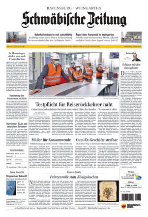 Schwäbische Zeitung Ravensburg