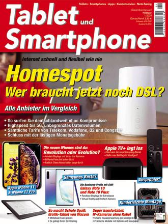 Tablet und Smartphone - ePaper;