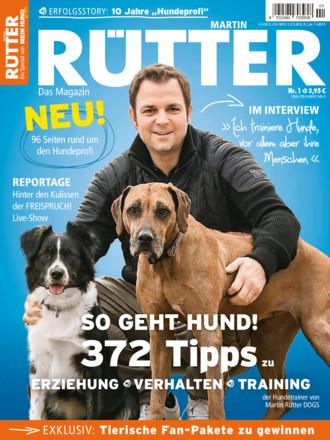Martin Rütter - Mein Hund & Ich - ePaper;