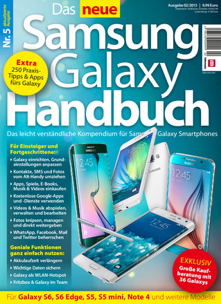 Samsung Galaxy Handbuch - ePaper;