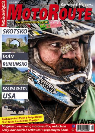 Motoroute magazín - ePaper;