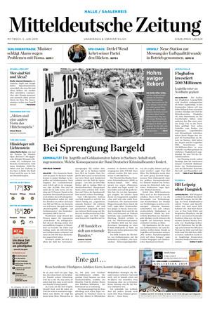 Mitteldeutsch Zeitung