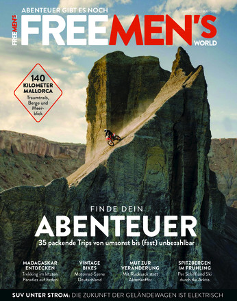 Free Men's World - ePaper;