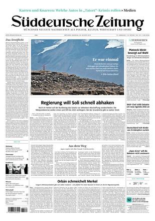 Süddeutsche Zeitung