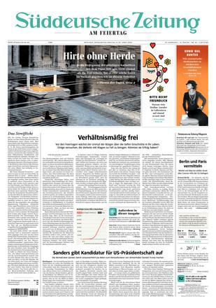 Süddeutsche Zeitung - ePaper;
