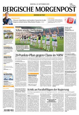 Bergische Morgenpost - ePaper;