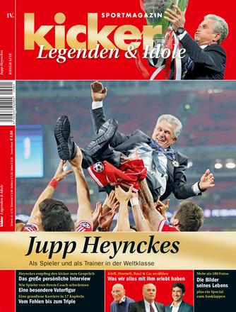 kicker Legenden & Idole Sonderheft - ePaper;