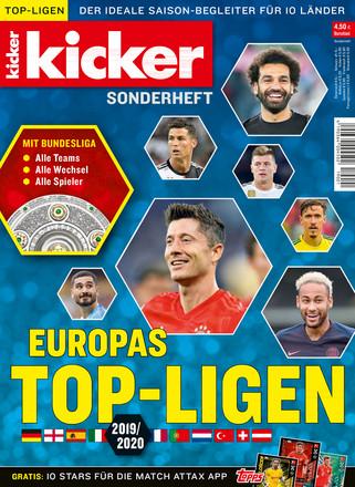 kicker Europas Top Ligen SH - ePaper;