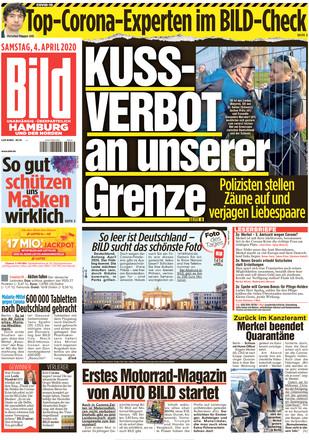 BILD Hamburg und der Norden - ePaper;