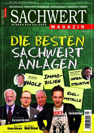 Sachwert Magazin - ePaper;