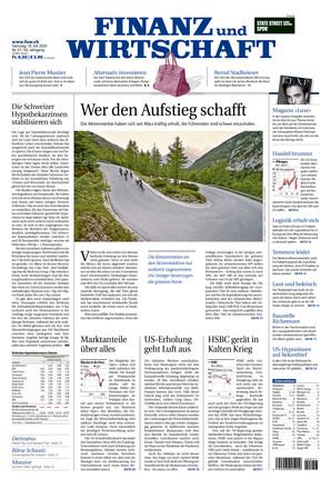 FINANZ & WIRTSCHAFT - ePaper;