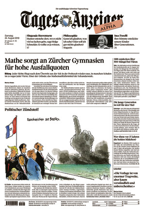 Tagesanzeiger - ePaper;