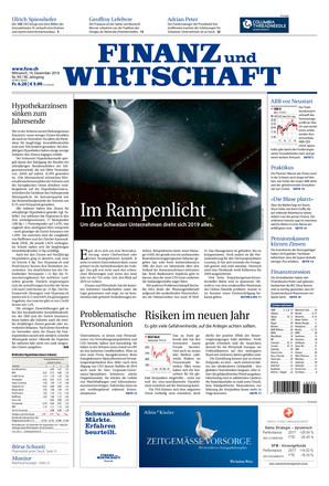 FINANZ & WIRTSCHAFT