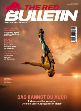 The Red Bulletin - ePaper;
