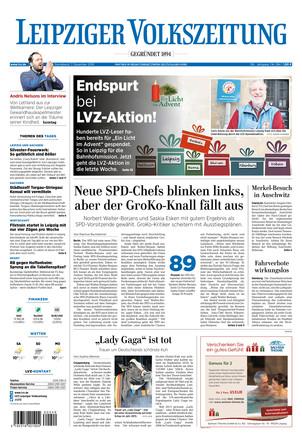 Leipziger Volkszeitung - ePaper;